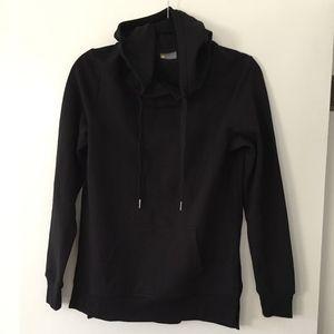 zella drawstring hoodie